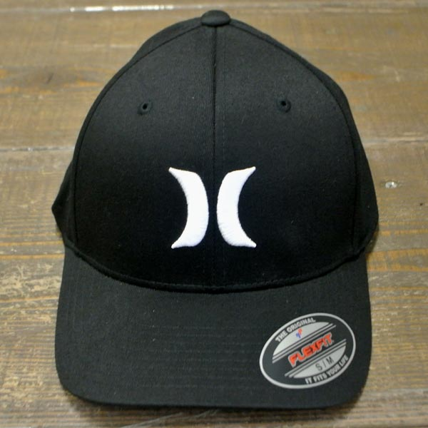 online retailer c386f 00d5b HURLEY ハーレー CAP キャップ M HURLEY ONE AND ONLY HAT BLACK WHITE (014) CAP キャップ  HAT ハット 帽子